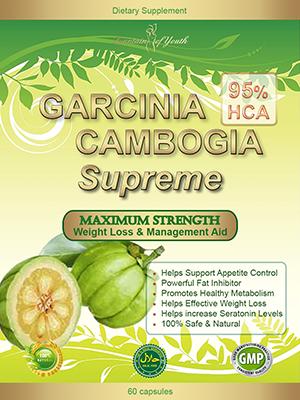 Hca garcinia cambogia extract supreme